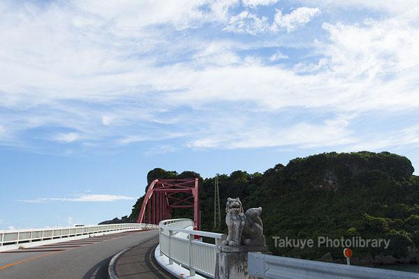 07-0105 伊計大橋 伊計島