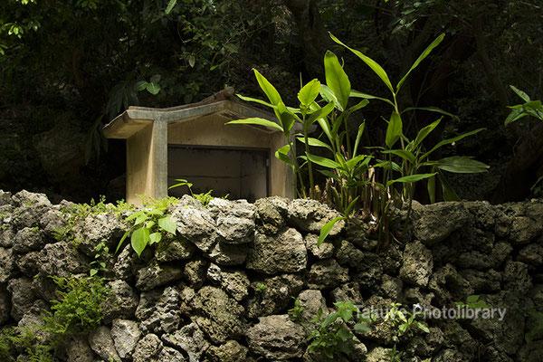06h-0014 ヤブサツの浦原 浜川御嶽 アマミキヨ 仮住まいの場所