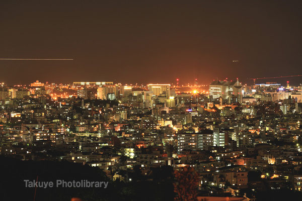 07-0012b 首里崎山町 御茶屋御殿跡付近からの眺め