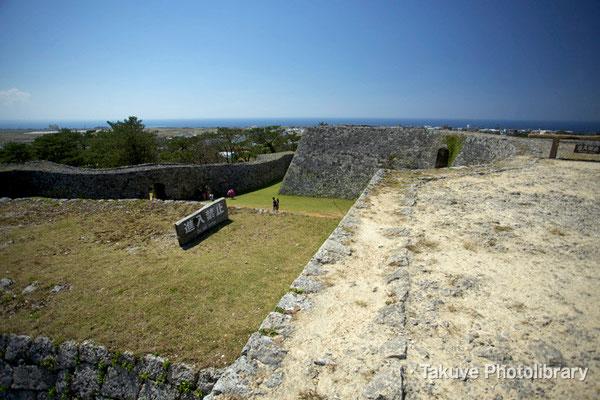 05-0005 東シナ海が一望できる一の郭 城壁