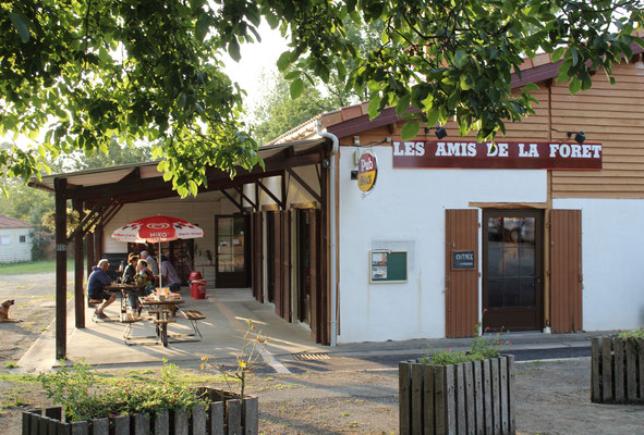Bar-Snack Les Amis de la Forêt