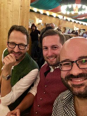 with Dominik Koislmeyer & Steffen of Milk & Sugar