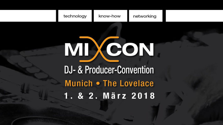 Mixcon Preview dance-charts.de