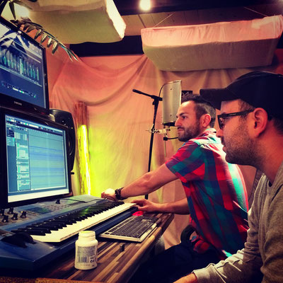 Studio Time with Village Rockerz