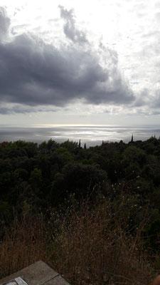 Meersicht vor Molunat