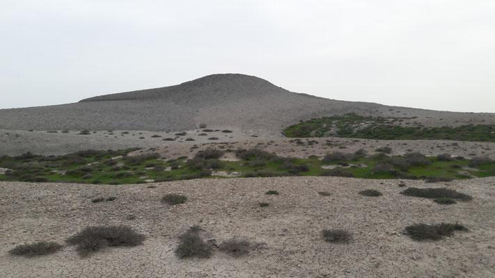Mud vulcano Lökbatan