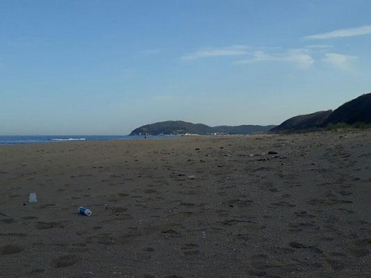 Strand alias Müllhalde...