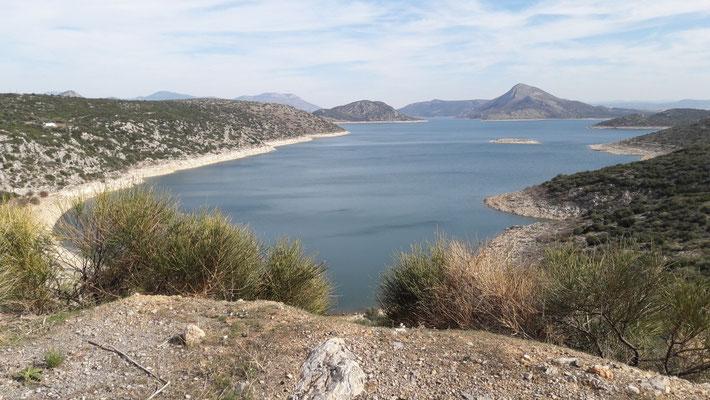 Yliki-Lake bei Akrefnio