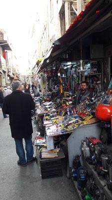 Istanbul- Heimwerkerviertel