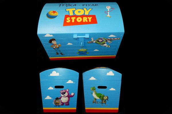 Speelgoedkist in thema Toy Story
