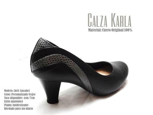 CalzaKarla | estilo anatomico | zapatos para trabajo