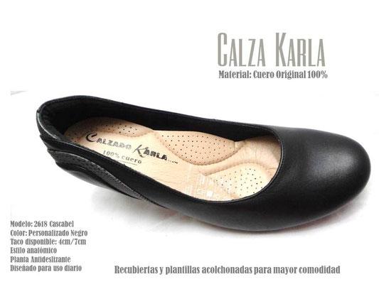 zapato CalzadoKarla | estilo anatomico | para uso diario