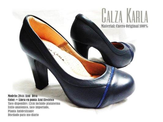 zapato con plataforma Calzado Karla