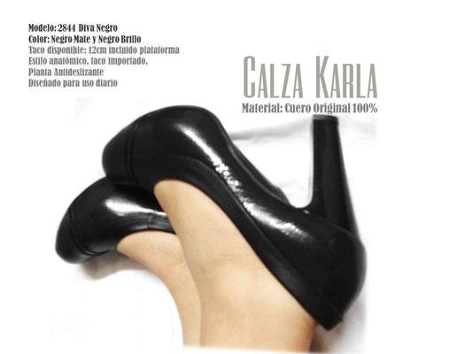 zapato de mujer con plataforma