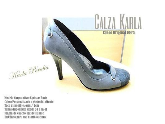 zapatos de mujer con taco alto