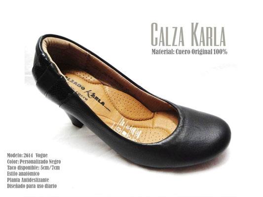calzado punta bailarina