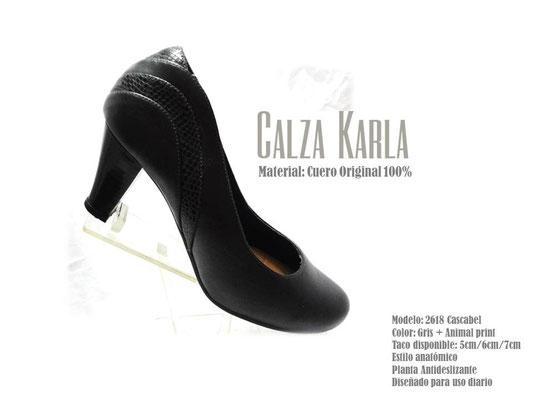 zapato de cuero CalzadoKarla | estilo anatomico | para uso diario