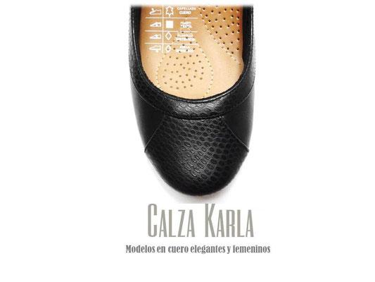 Calza Karla | estilo anatomico | personalizado
