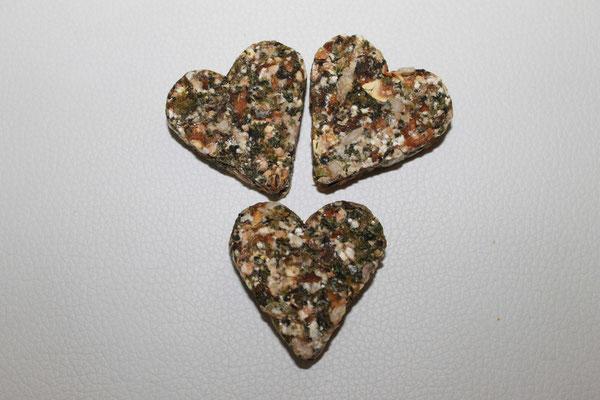 Broccoli - Herzchen