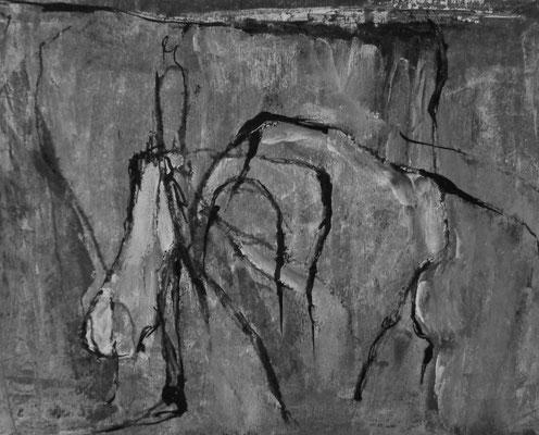 Ohne Titel, 2015, 21 x 26 cm, Acryl und Tusche auf Karton