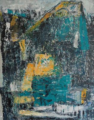 O. T., 2017, 29 x 24 cm, Mischtechnik auf Papier