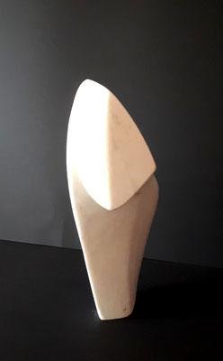 O. T., 2017, Speckstein, 23 x 19 x 9 cm