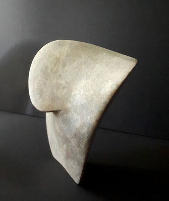 O. T., 2017, Speckstein, 12 x 10 x 6 cm