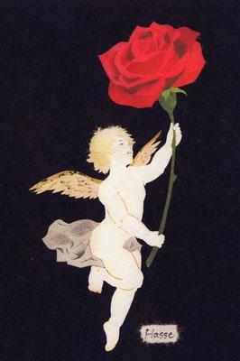 花言葉シリーズ・薔薇