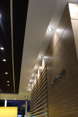 New lighting for our client McDonalds | ELkomp Nord GmbH