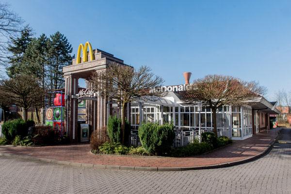 Neues Lichtkonzept für die McDonalds Filiale im Hamburger Süden   ELkomp Nord GmbH