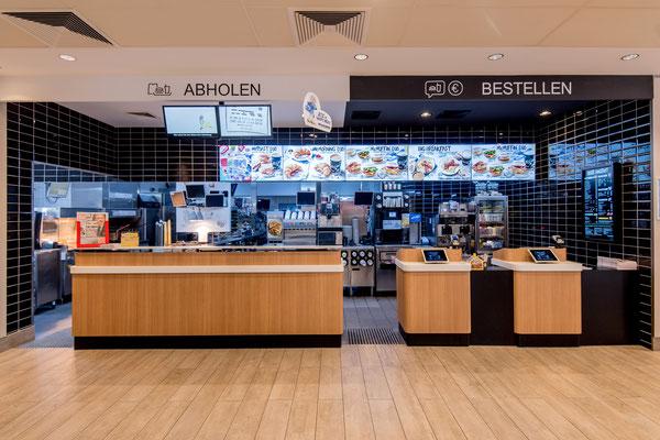 Neues Lichtkonzept für die McDonalds Filiale im Hamburger Süden | ELkomp Nord GmbH
