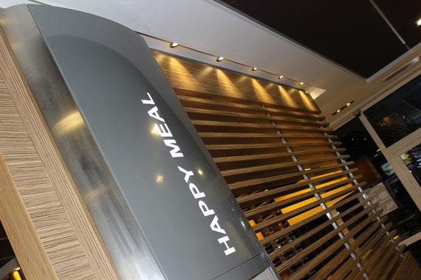 Neue Beleuchtung für unseren Kunden McDonalds   ELkomp Nord GmbH