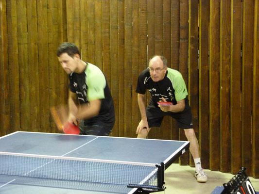 John et Jean-Pierre, redoutable double