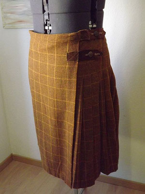 Kilt made to masure