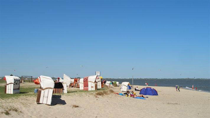 Ferienwohnung Sonnenhook, Hooksiel, Wangerland, Nordsee, Sandstrand