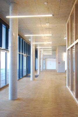 Erweiterung Technologiepark: Verbindung Hallen