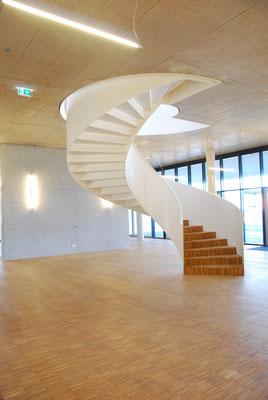 Erweiterung Technologiepark: Halle Mittelbau