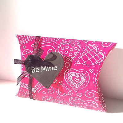 Pillow Box pink