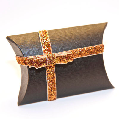 Pillow Box schwarz