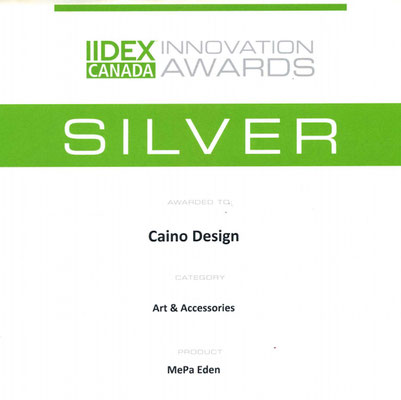 Caino-Design-Winner-Innovation-Awards-IIDEX-Canada-2013