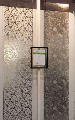 Nerea-Daisy-Decorative-Metal-Panel-Caino-Design-IIDEX-Canada-2013
