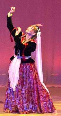 Persischer Tanz (Quajar) - 2007 (Foto: unbekannt)
