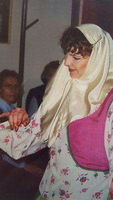 Persischer Tanz (Kereshmeh) - vor 1999 (Foto: unbekannt)