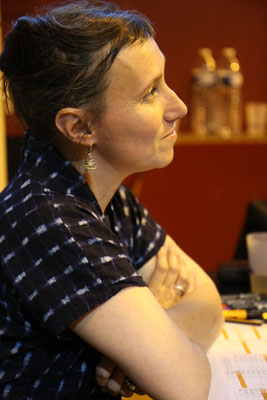 La jolie Véronique Mazière