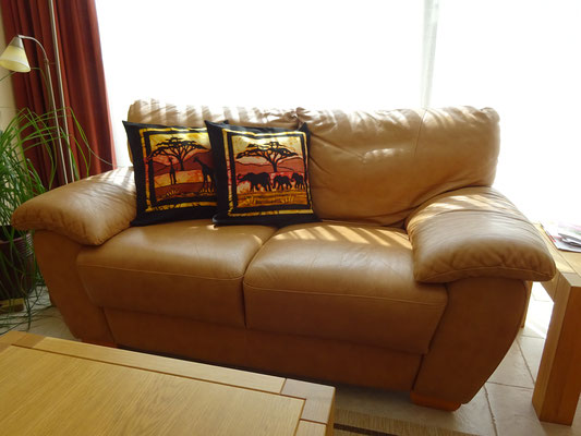 Batik cushion covers