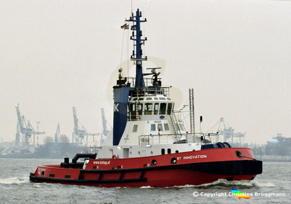Kotug Schlepper RT INNOVATION, Hamburg 2001, BILD 1