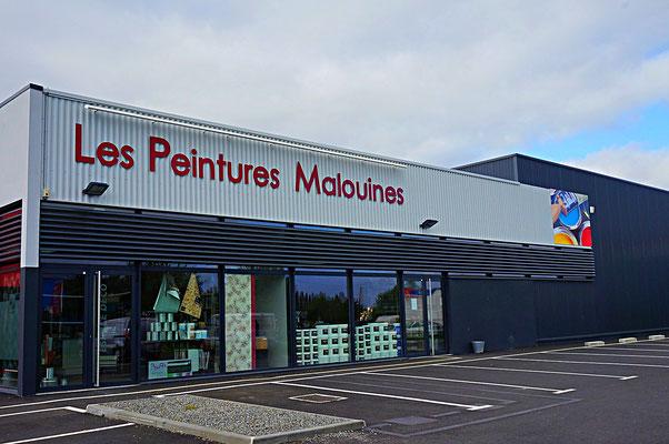 local Les Peintures Malouines