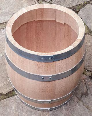 """""""Wasserfass"""" - Gefertigt aus einem neuen 50 Liter Eichenfass."""