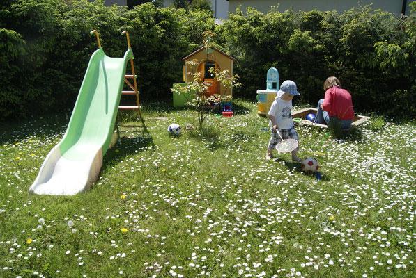 Kinderspielplatz Pension Waldeck