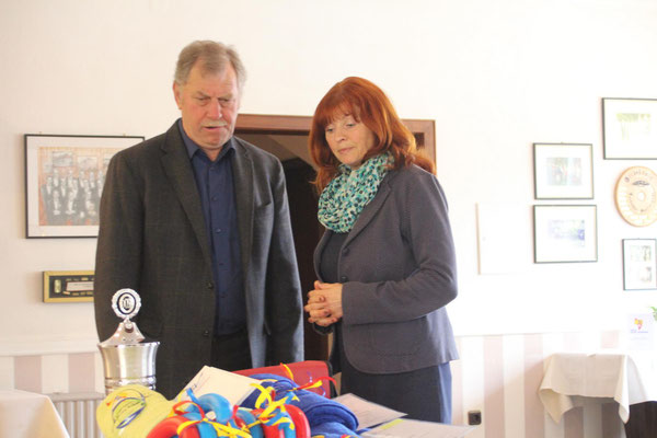 Jens Hartwig, Inge Dech